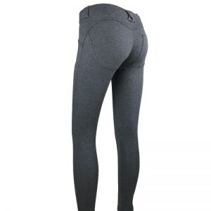 Low Waist Push Up Leggings for Women