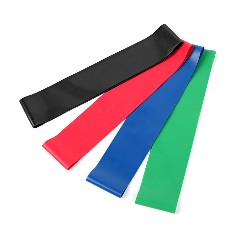 4 pieces resistance bands