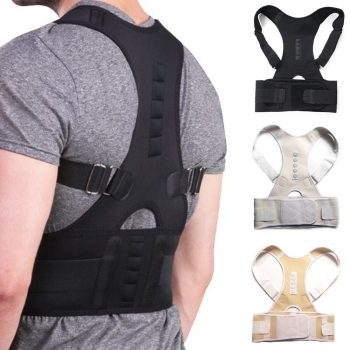 Posture Corrector for Men and Women Under Clothes to Improve Posture and Provide Lumbar Support