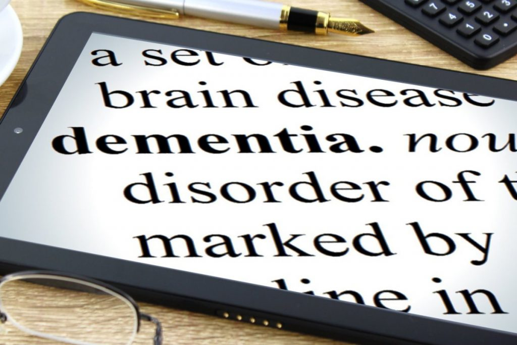 dementia risk increased with prescription drugs