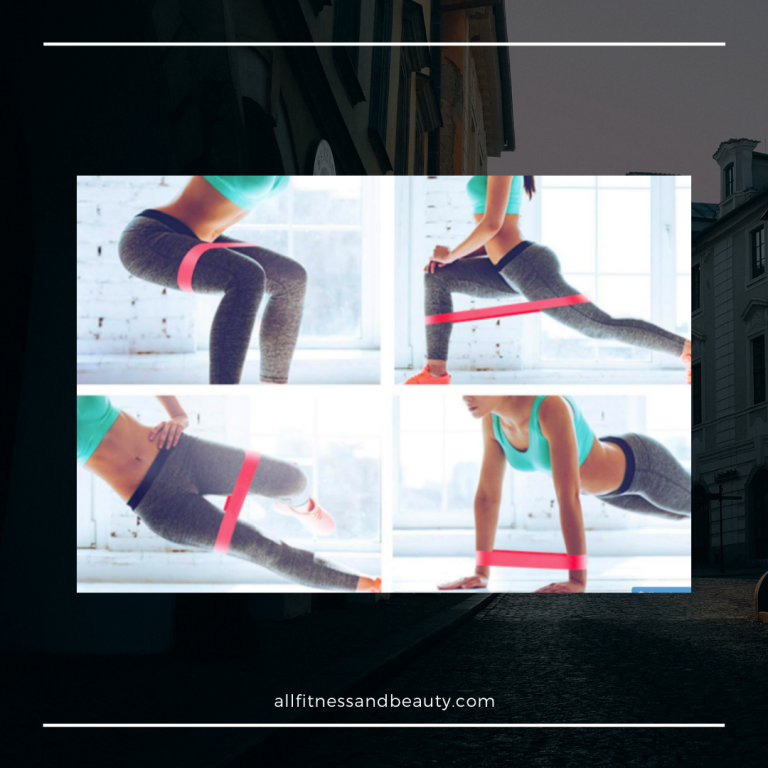resistance bands for legs