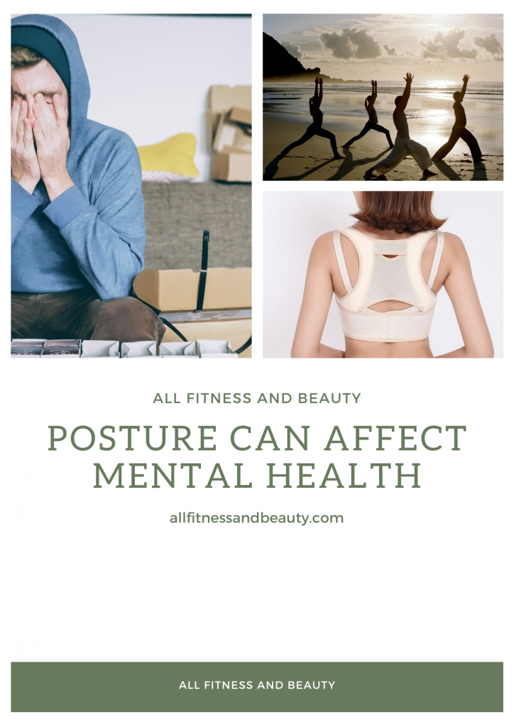 Posture Can Affect Mental Health