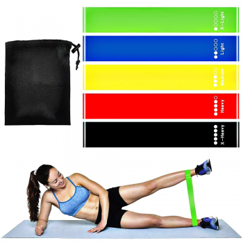 Resistance Bands for Yoga and Pilates