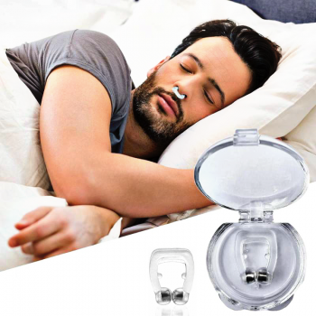 mini anti snoring device to fix loud snoring sound