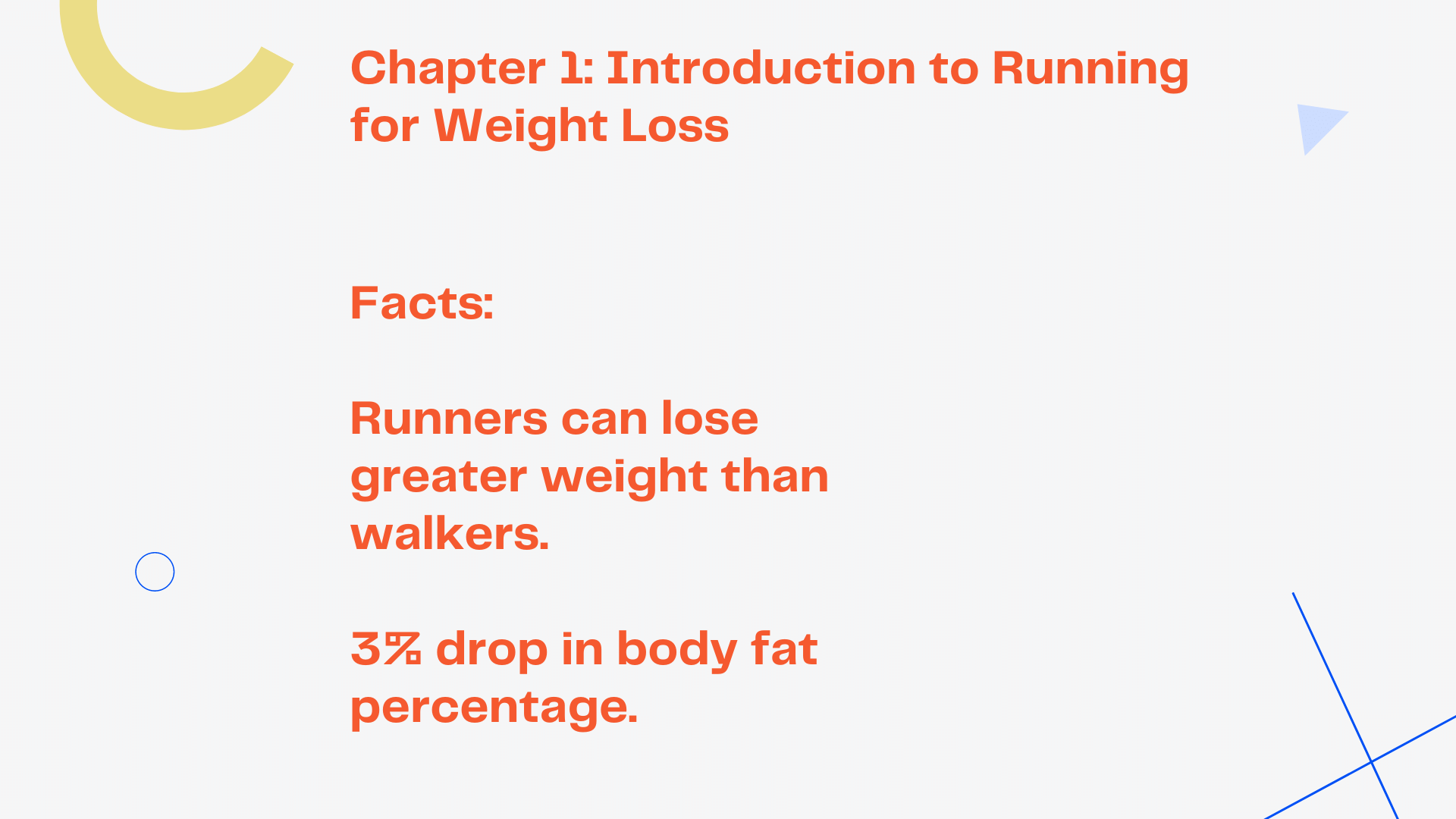 Don't skip this part as this is the most vital step before you start a running program.