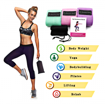 booty resistance bands uses