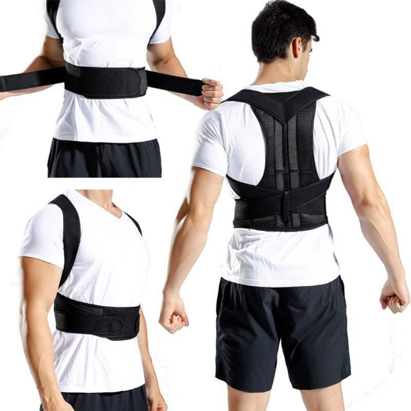Back Brace Posture Corrector Corset