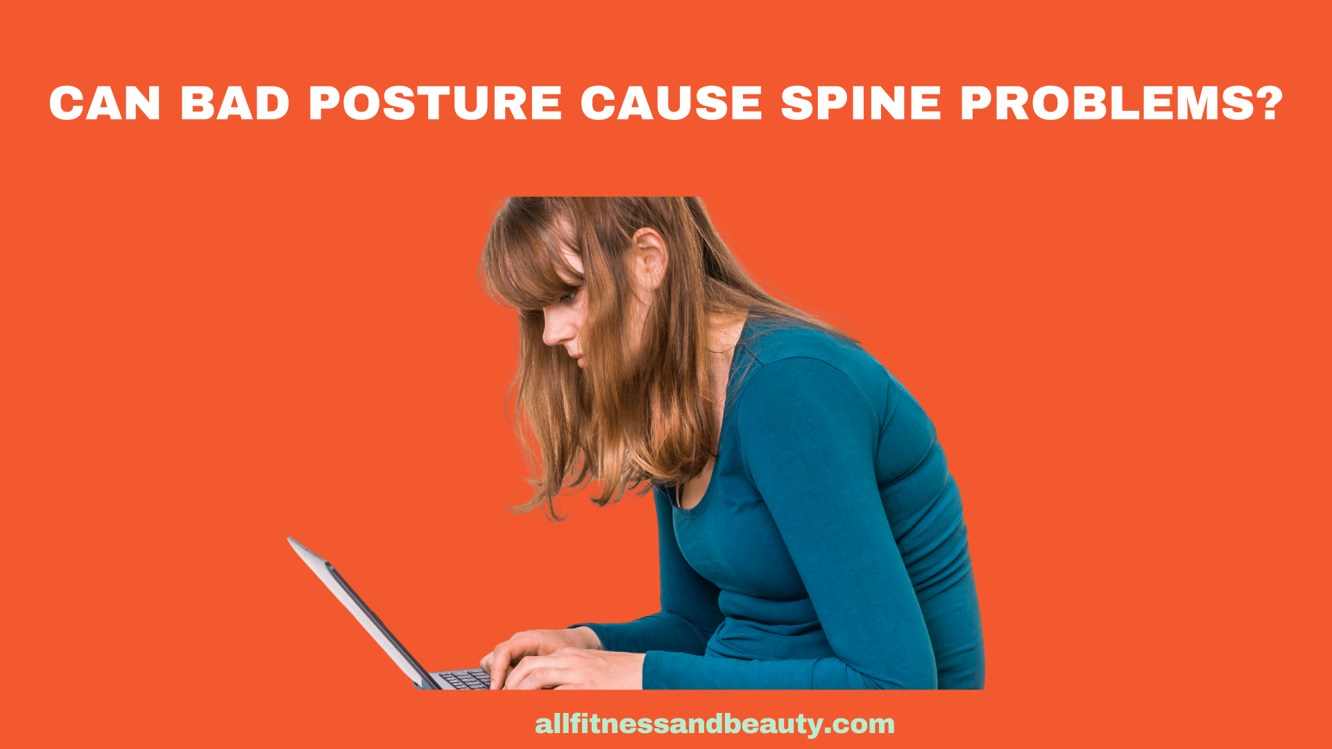can bad posture cause spine problems