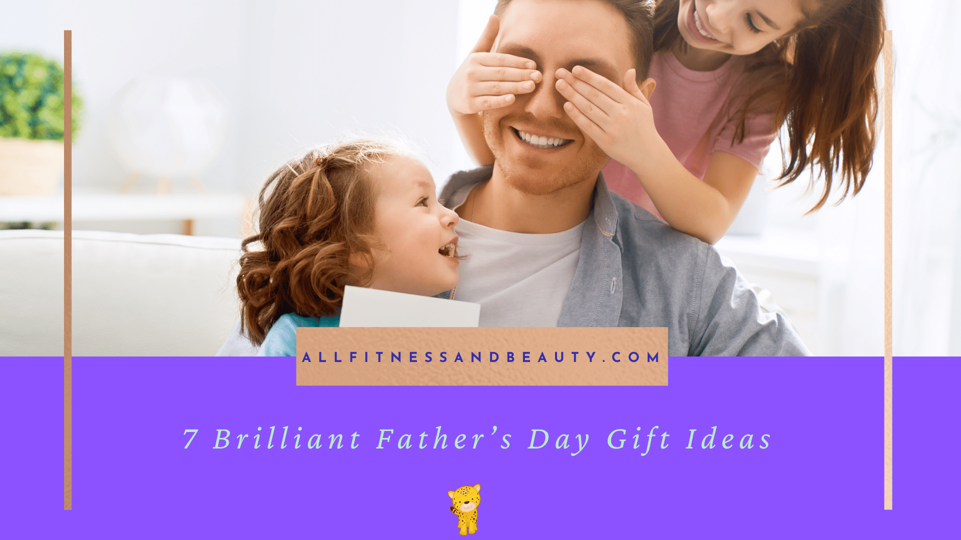 correct posture father's day gift ideas
