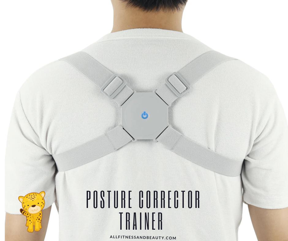 Best Posture Corrector for Elderly -- posture corrector trainer