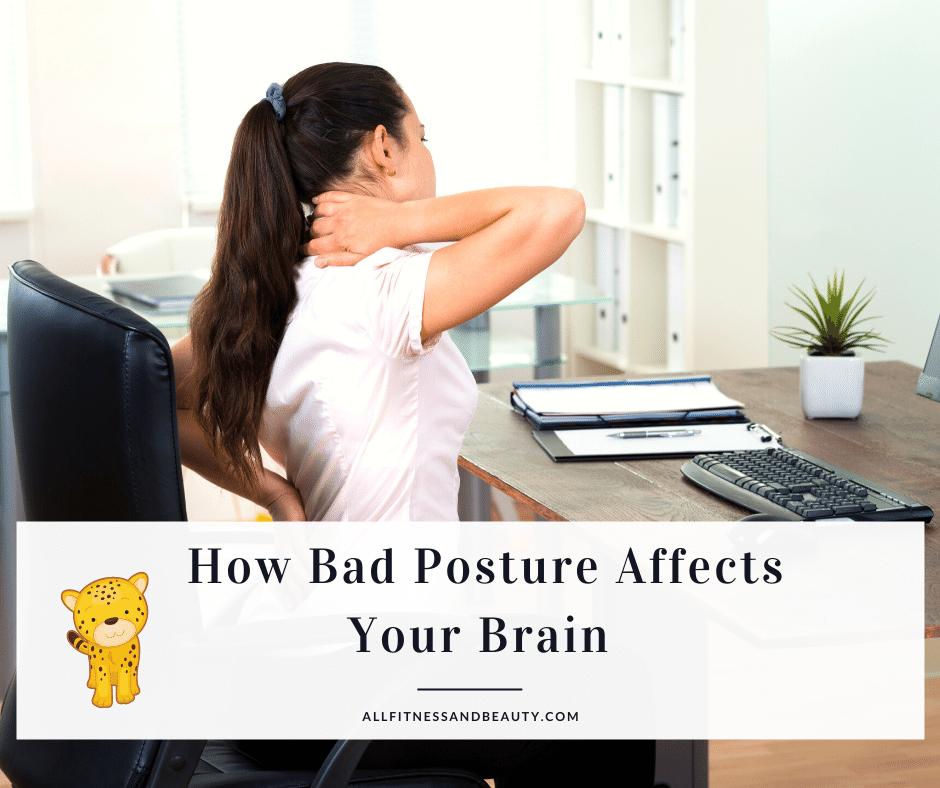 Best Posture Support Bra in Australia -- how it affects brain